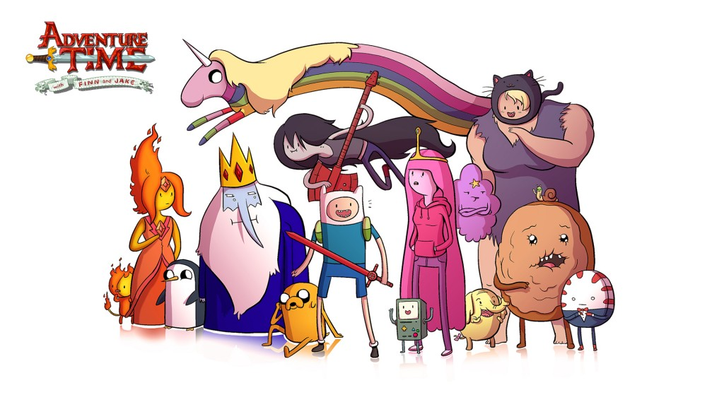 adventure-time-resim