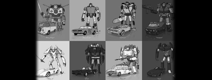 transformer-car