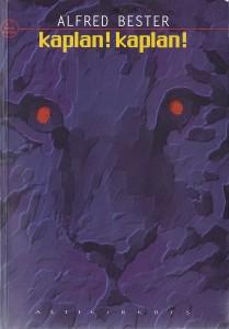 6.45 Yayınları tarafından basılan Kaplan! Kaplan! kitabının ilk kapağı.