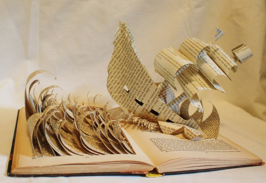 kitap-book-gemi