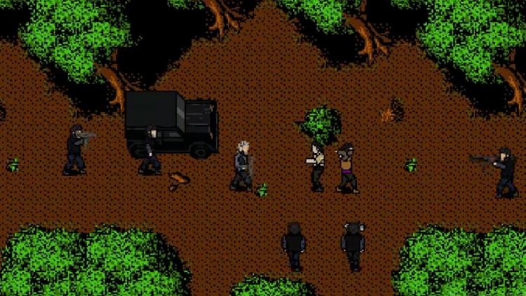 8-Bit The Walking Dead – Bölüm 2