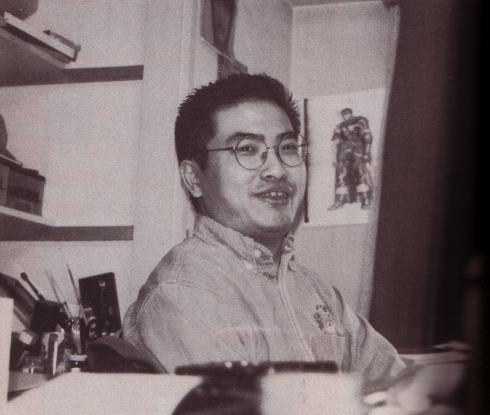 Kentaro-Miura-berserk