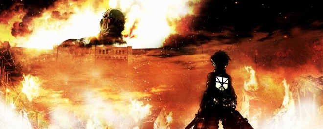 Attack On Titan Dizi Oluyor