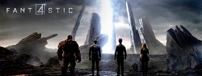 The Fantastic Four Bugün Vizyonda