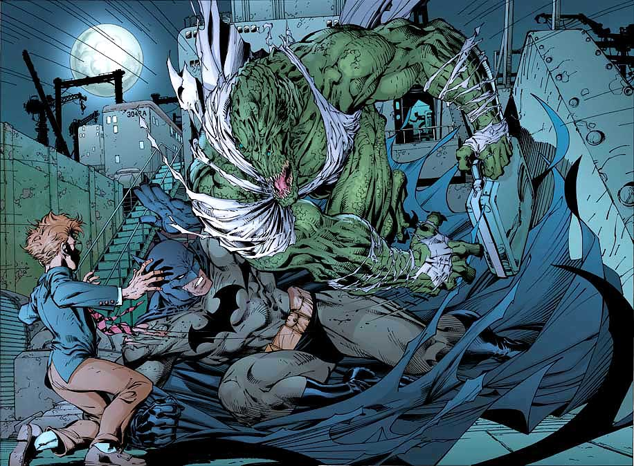 killer-croc-comic-book
