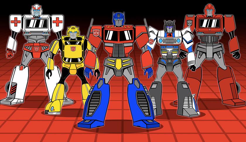Stop-Motion Transformers Filmi