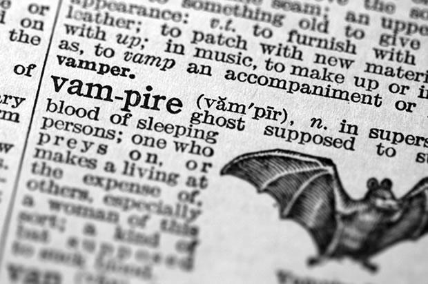vampire-dictionary