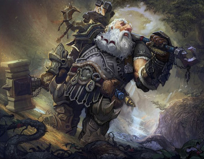 dwarf-fighter