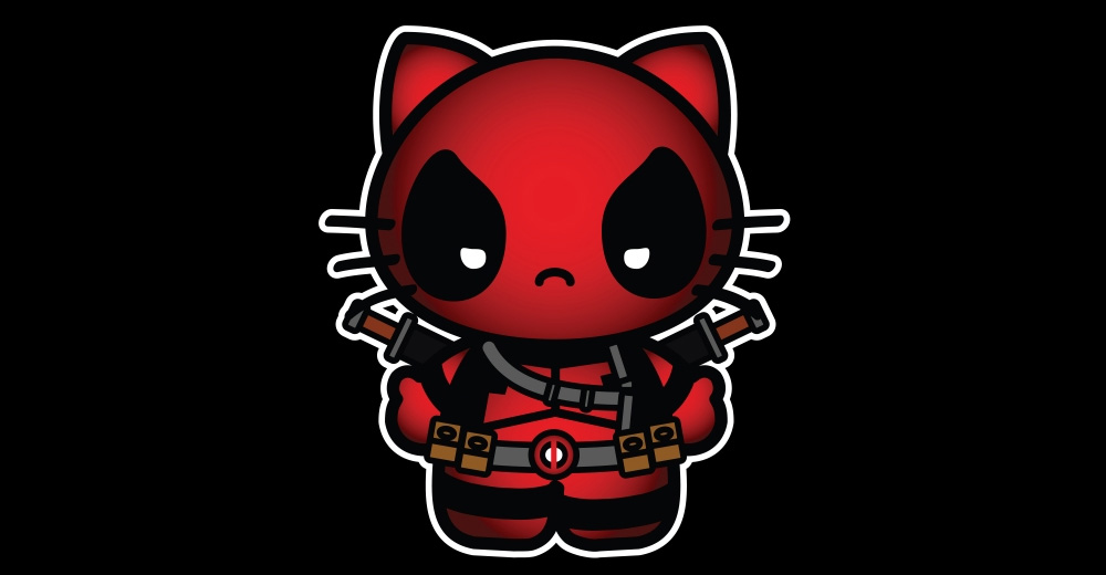 hello-kitty-deadpool