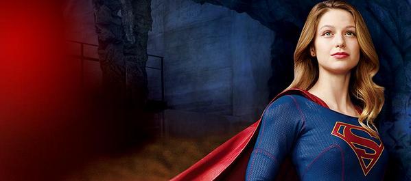 Supergirl Dizisinden İlk Fragman