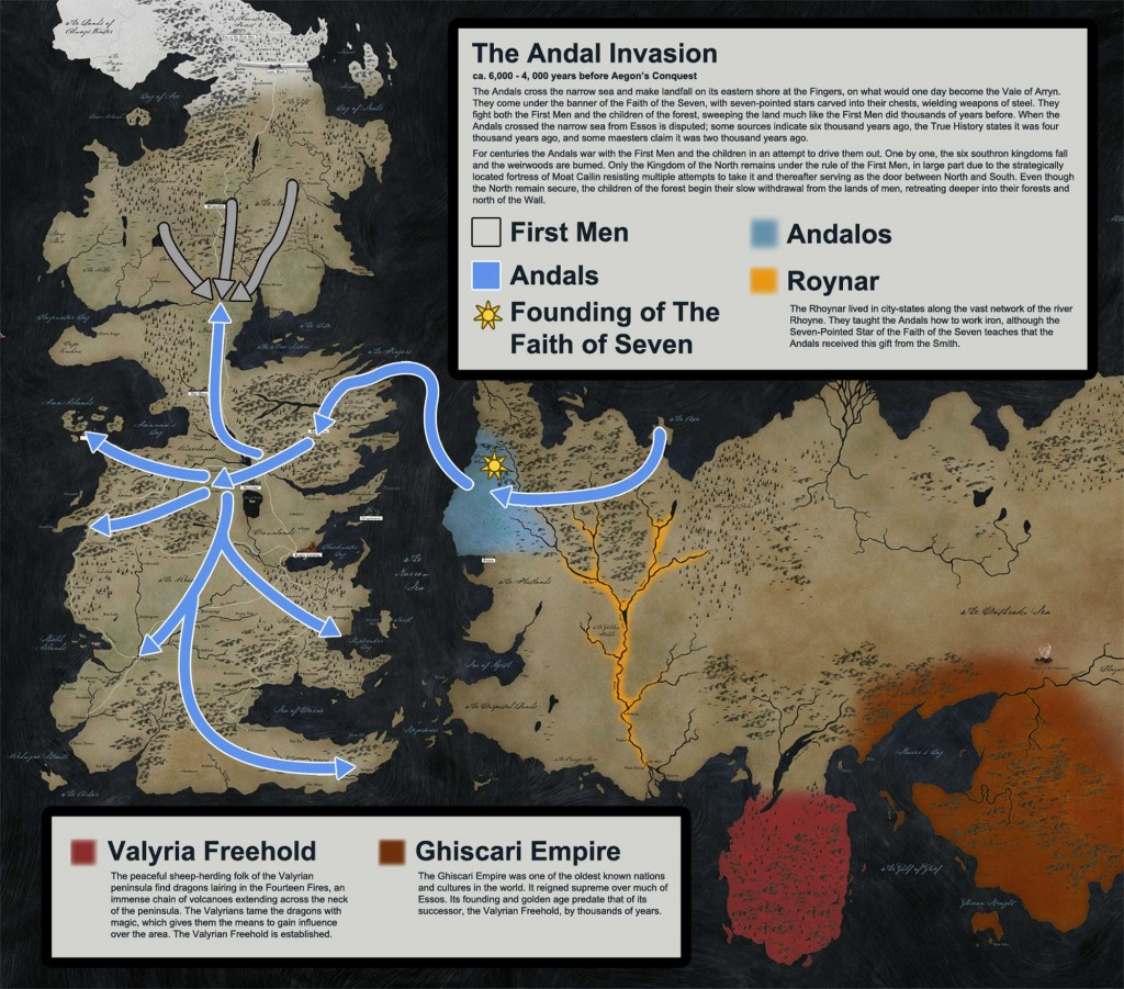 4 - The Andal Invasion