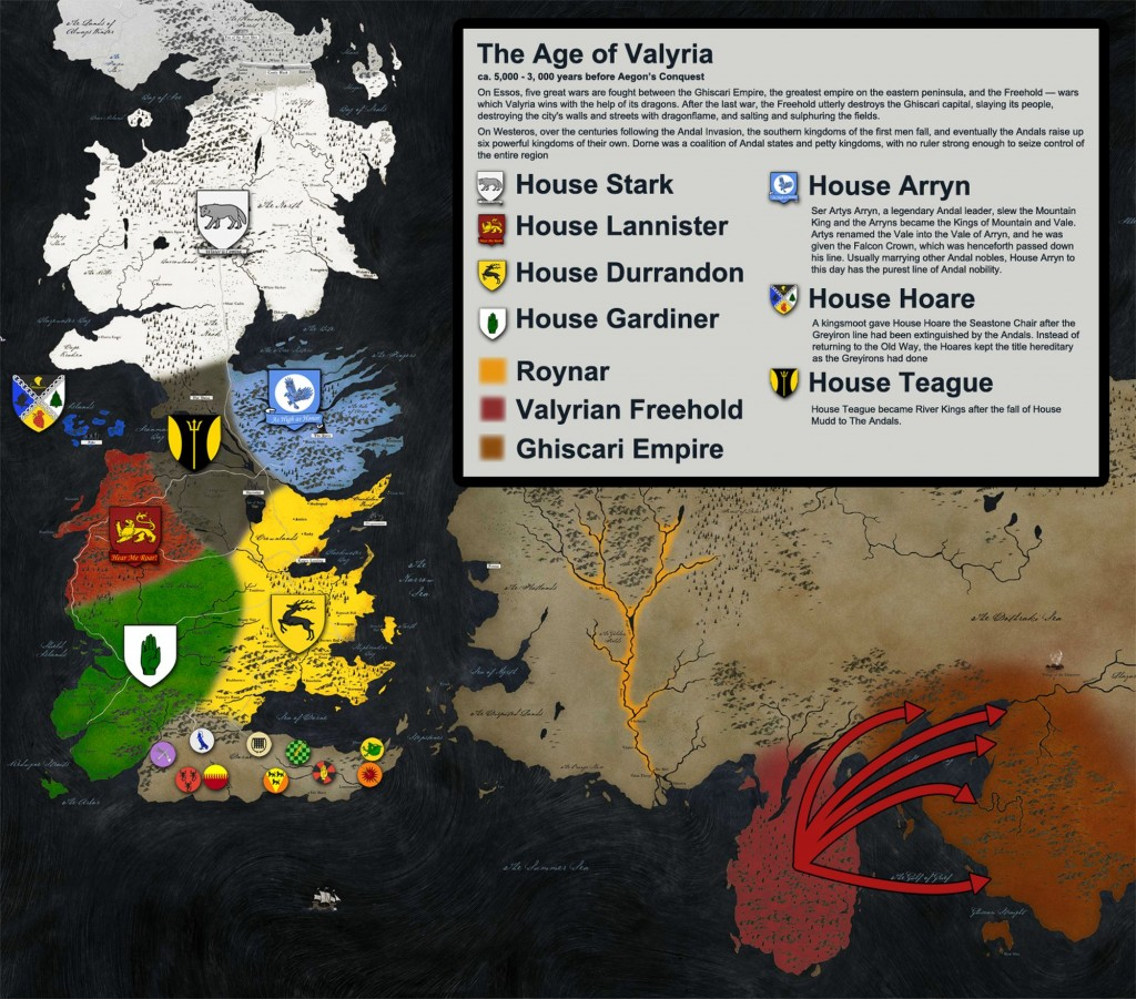 5 - The Age of Valyria