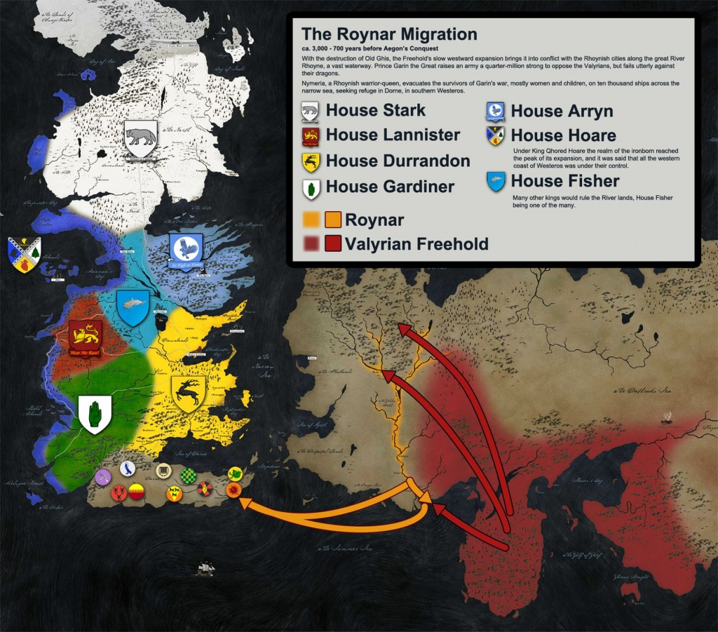6 - The Roynar Migration