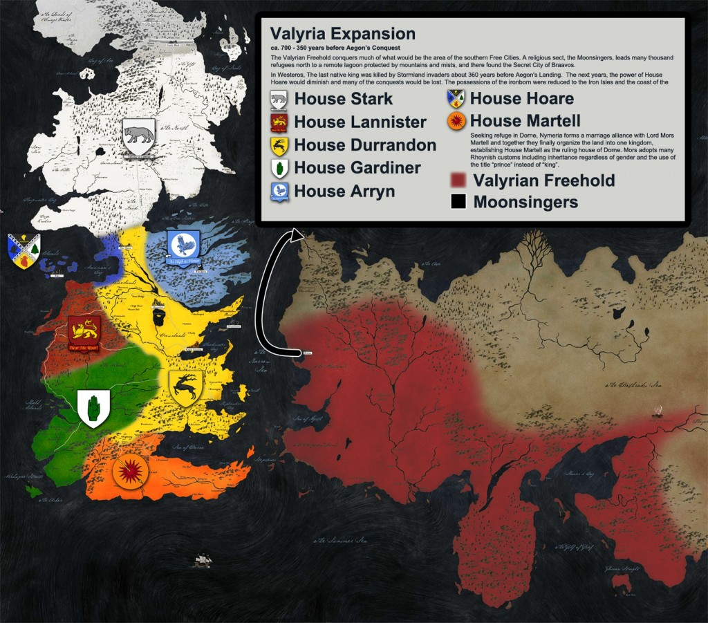 7 - Valyria Expansion
