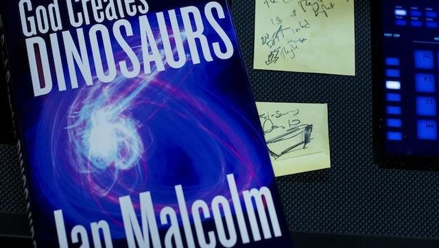 Dr. Ian Malcolm