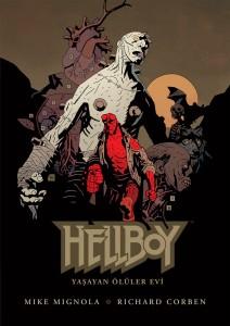 Hellboy-Yasayan-Oluler-Evi-Kapak