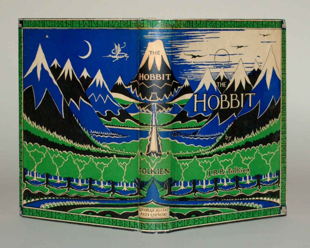 Hobbit-first-edition-dust-jacket