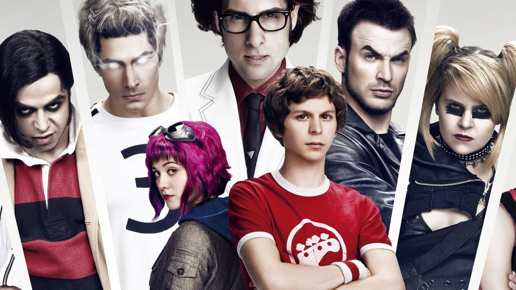 Scott-Pilgrim-Movie-characters