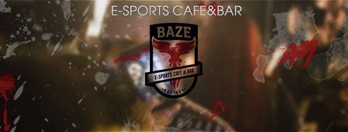 Oyuncuların Kendine Özel Barı – Baze eSports Cafe & Bar