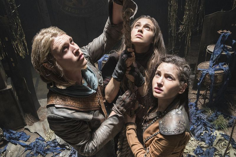 Wil, Amberle ve Eretria yeniden birarada