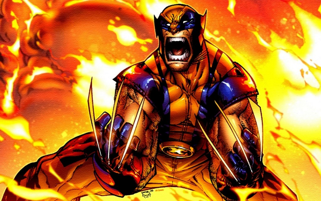 wolverine-angry