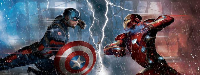 Captain America: Civil War Hasılat Rekoru Kırdı