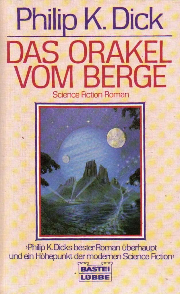 Alman baskısına bakınca aklımıza Dr. Moreau'nun Adası veya Kayıp Dünya kitapları geliyor sanki. Kayıp bir gezegenin yaşam olan bölgesi gibi duruyor.