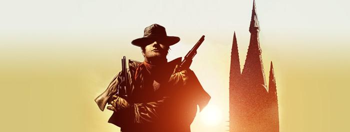 Idris Elba, Kara Kule Filminin Silahşor'ü Olarak İlk Kez Göründü