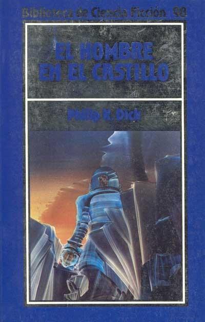 İspanyol baskısındaki kapakta da golem benzeri dev bir robot görüyoruz. İlginç...