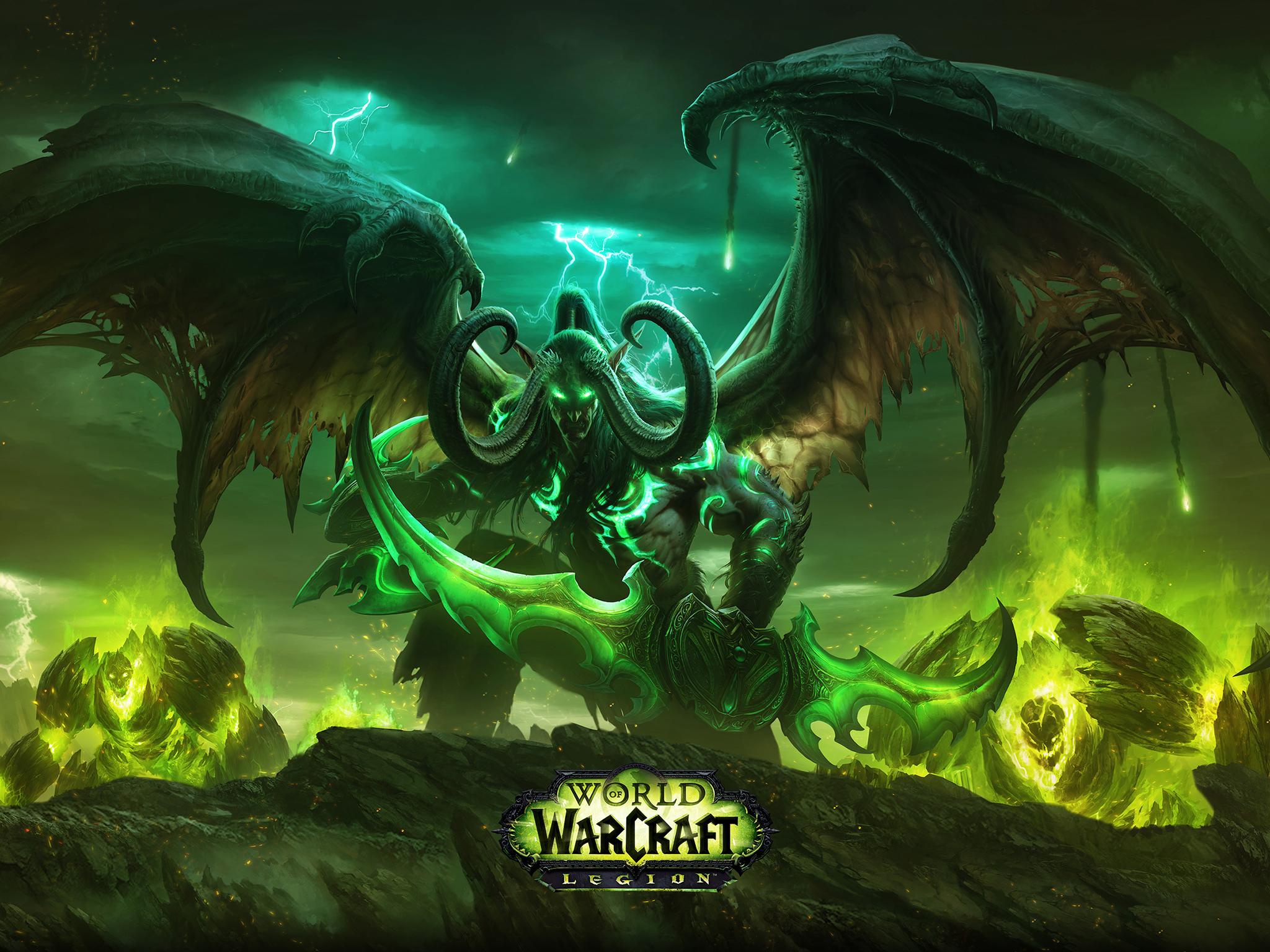 World Of Warcraftın Yeni Paketi Duyuruldu 24