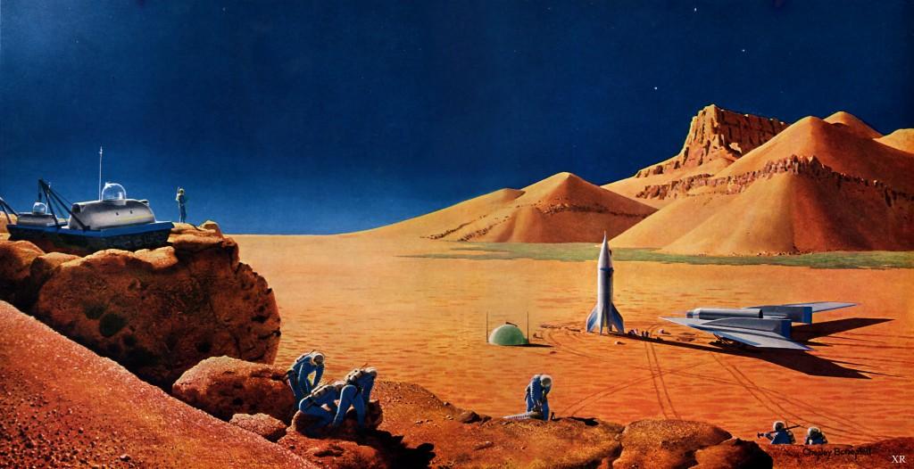 mars-bilimkurgu