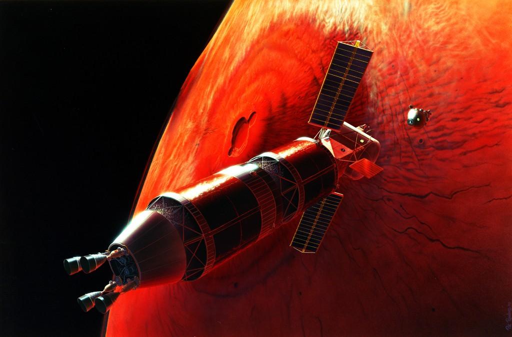 mars-uzay