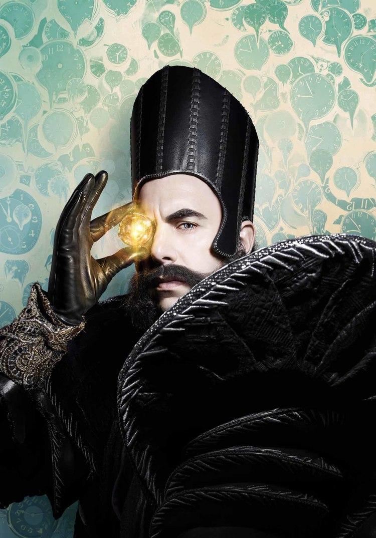 Sachal Baron Cohen - Time