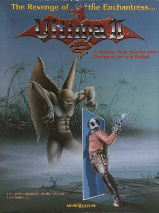 Ultima_II_cover