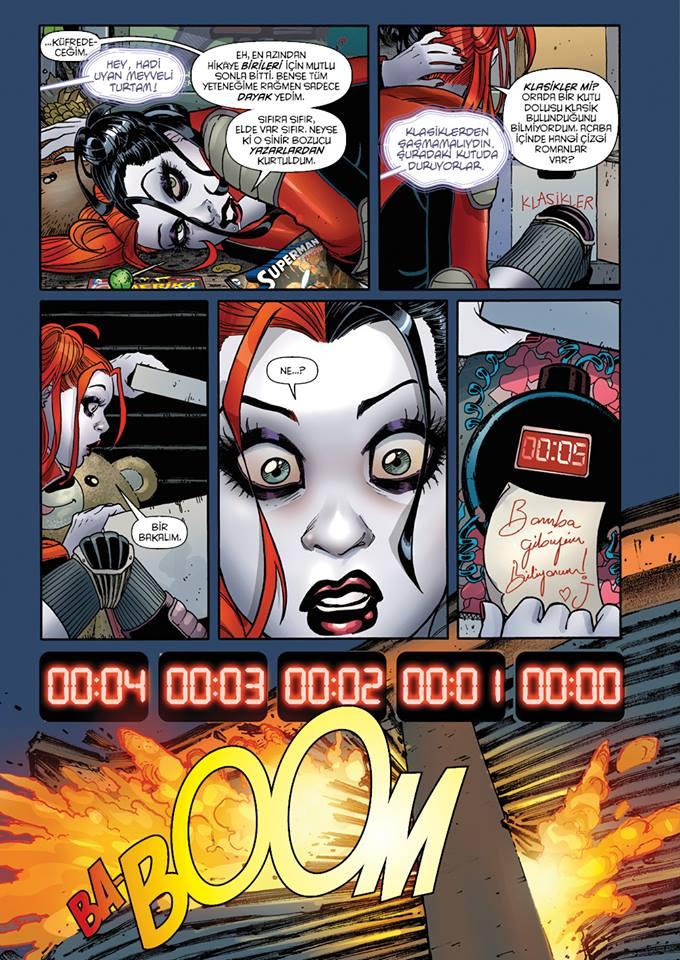 Harley Quinn 18 Frpnet