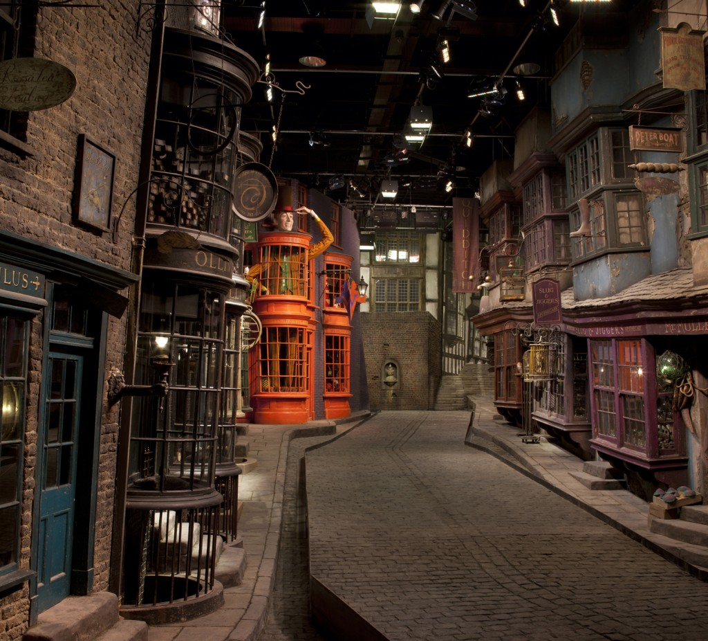 harry-potter-Diagon-Alley