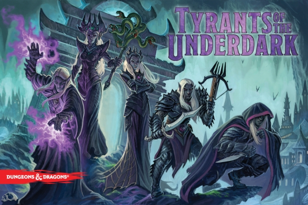 Tyrants-of-the-underdark-gorsel