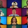 Star Wars Oyuncuları Star Wars Müziklerini Seslendirdi