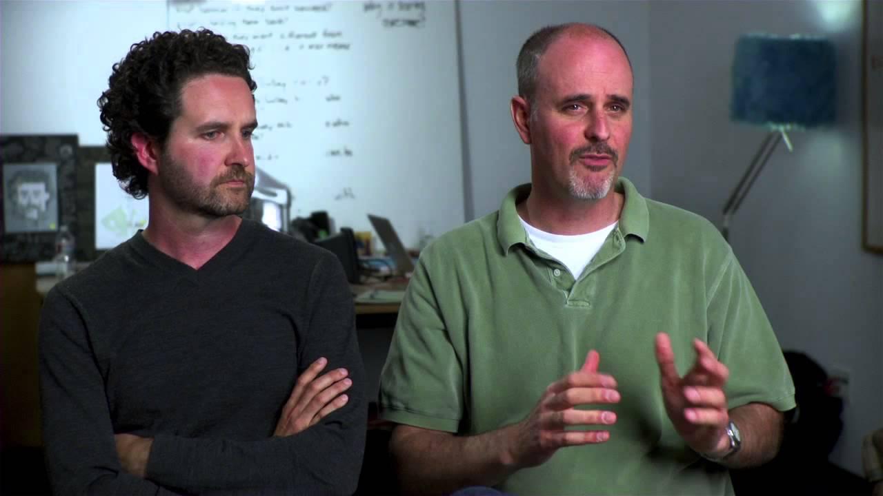 Robert L. Baird (Solda) ve Daniel Gerson (Sağda)