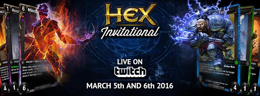 HEX-invitational
