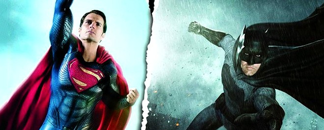 batman ve süperman çizgi filmi