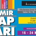 21. İzmir Kitap Fuarı Bugün Başlıyor