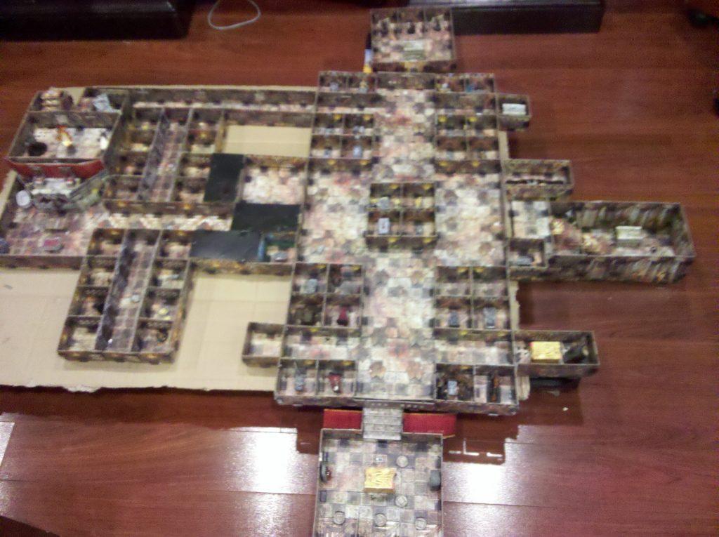 Ravenloft map 12