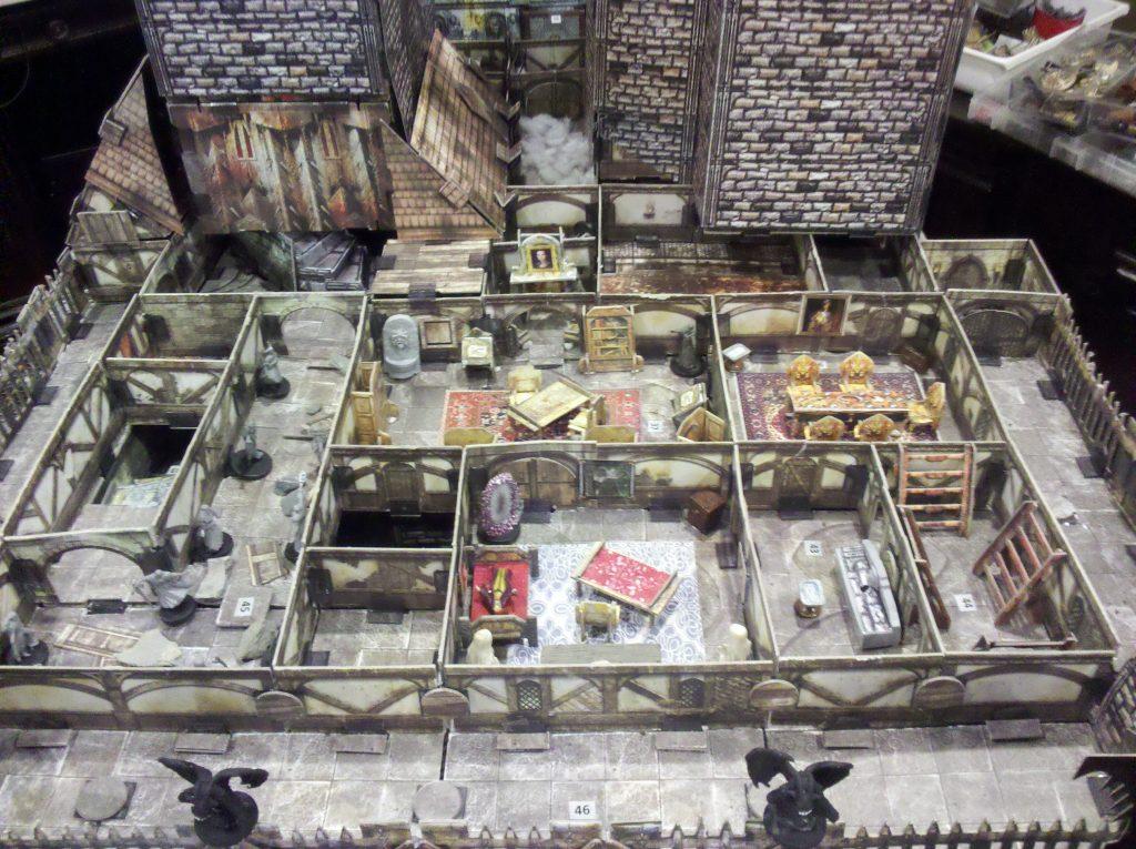 Ravenloft map 5
