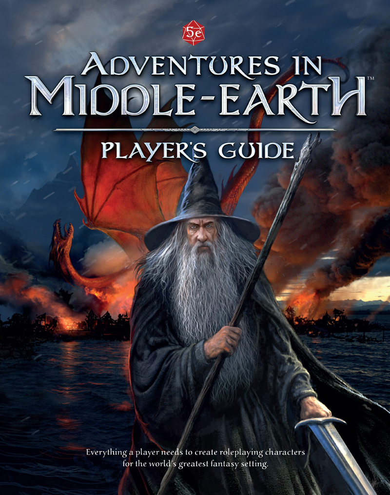 Adventures in Middle-earth front-cover