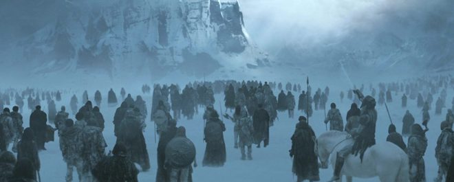 Game of Thrones'un 6. Sezon Konsept Tasarımları Dizi Sahnelerinden Daha Güzel