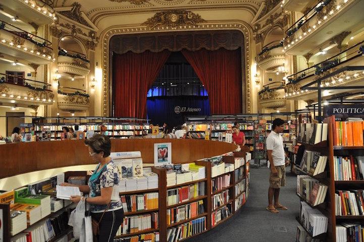 BuenosAiresBookstoreTheatre7