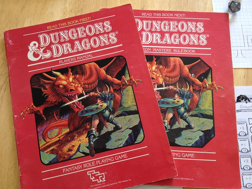 dungeons and dragons expert set 1983 pdf