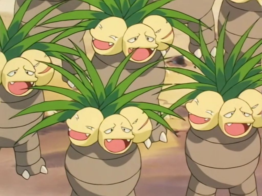pokemon-exeggutor