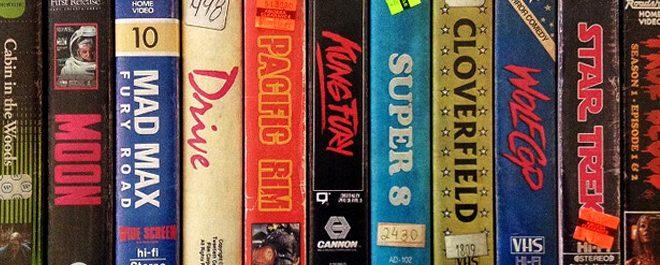 Modern Dizi Ve Filmler İçin VHS Tasarlayan Adam